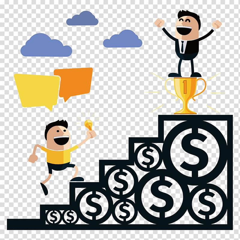 Road to Success transparent background PNG clipart.