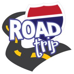 Free Clipart Road Trip.