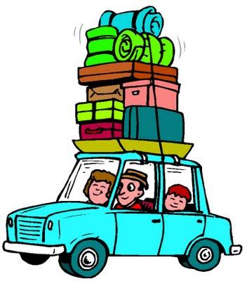 Road trip clipart free.