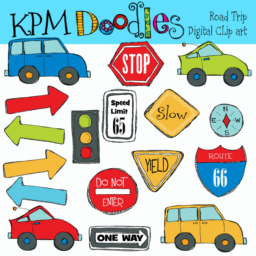 Road trip clipart - Clipground