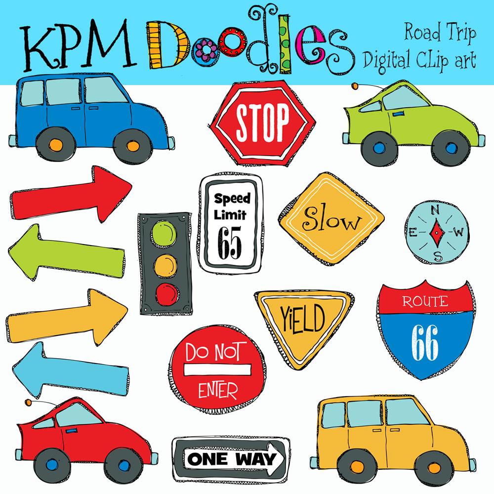 Road Trip Clipart & Road Trip Clip Art Images.