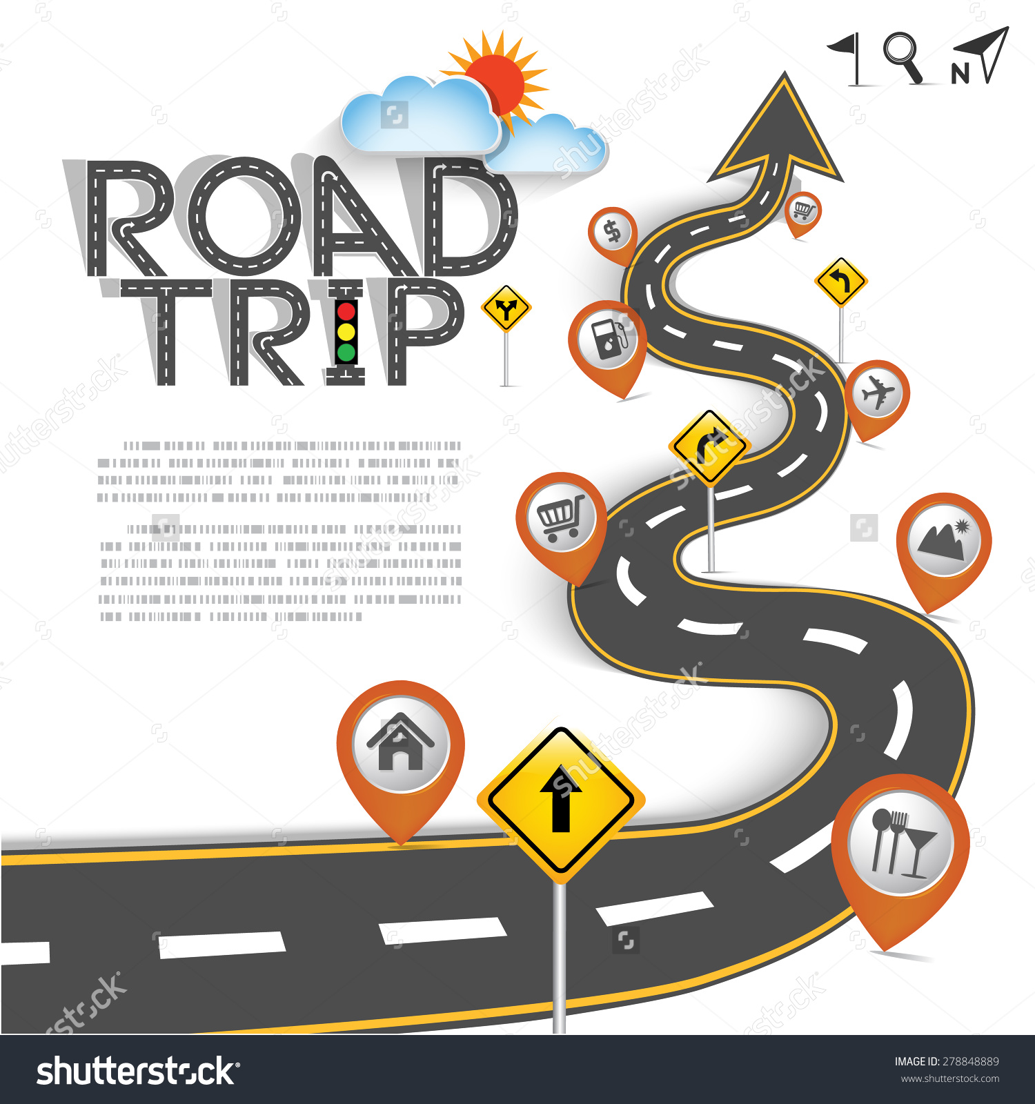 road trip map clipart 20 free Cliparts | Download images ...