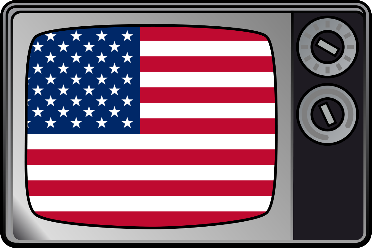 List of American television series.