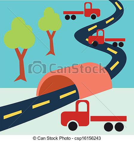 Road tunnel Illustrations and Stock Art. 1,154 Road tunnel.