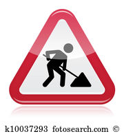 Roadworks Clipart Royalty Free. 364 roadworks clip art vector EPS.