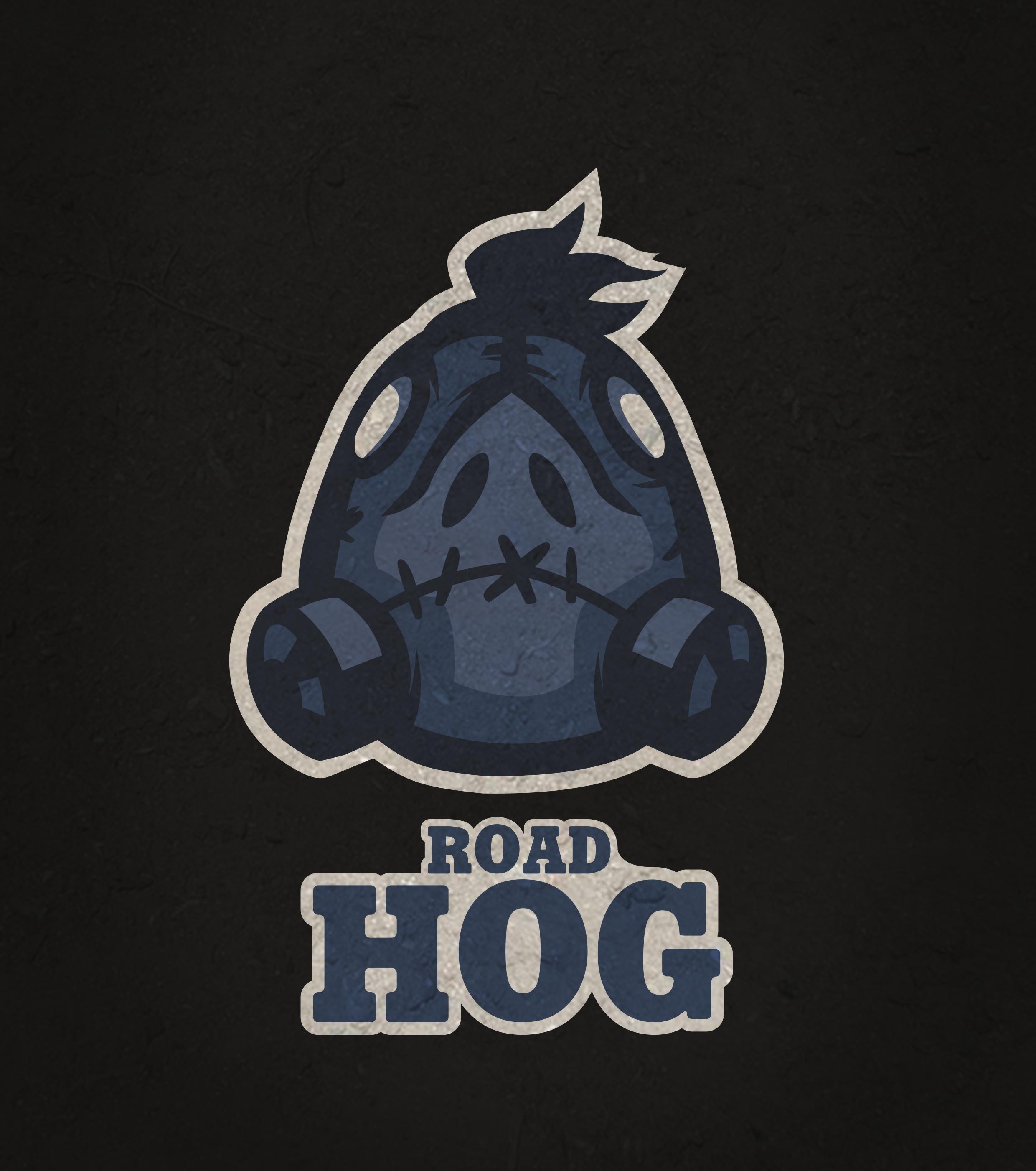 Overwatch Roadhog.