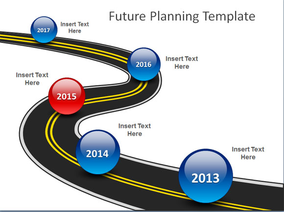 Free road map clipart.