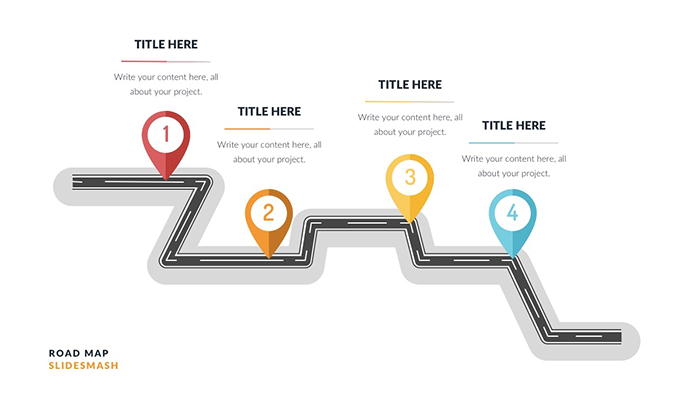 15+ Project Roadmap Powerpoint Templates You Can Use for Free.
