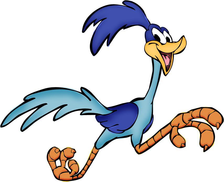 Best Roadrunner Clipart #7946.