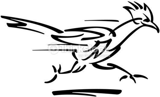 Top roadrunner clip art free clipart image.