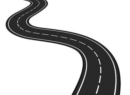 Winding roads clipart 6 » Clipart Station.