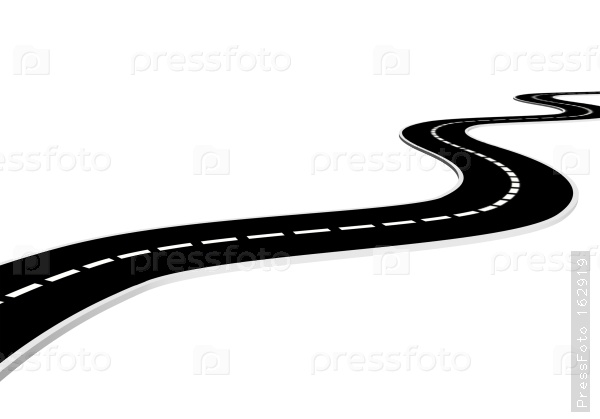 Horizontal Road Clipart Roads And Traffic #L1zVeU.