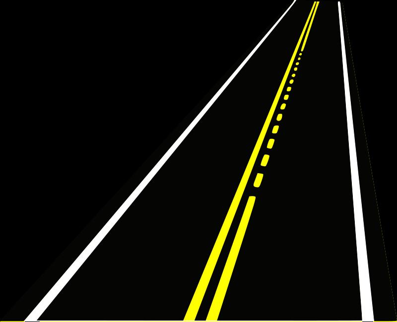 Roads Clipart.