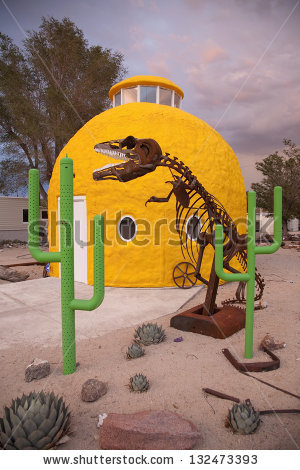 Roadside Attraction Stock Photos, Royalty.