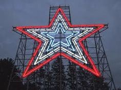The Star City, Roanoke, Virginia.