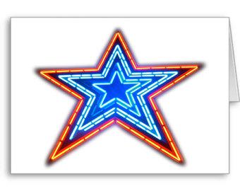 Roanoke star.