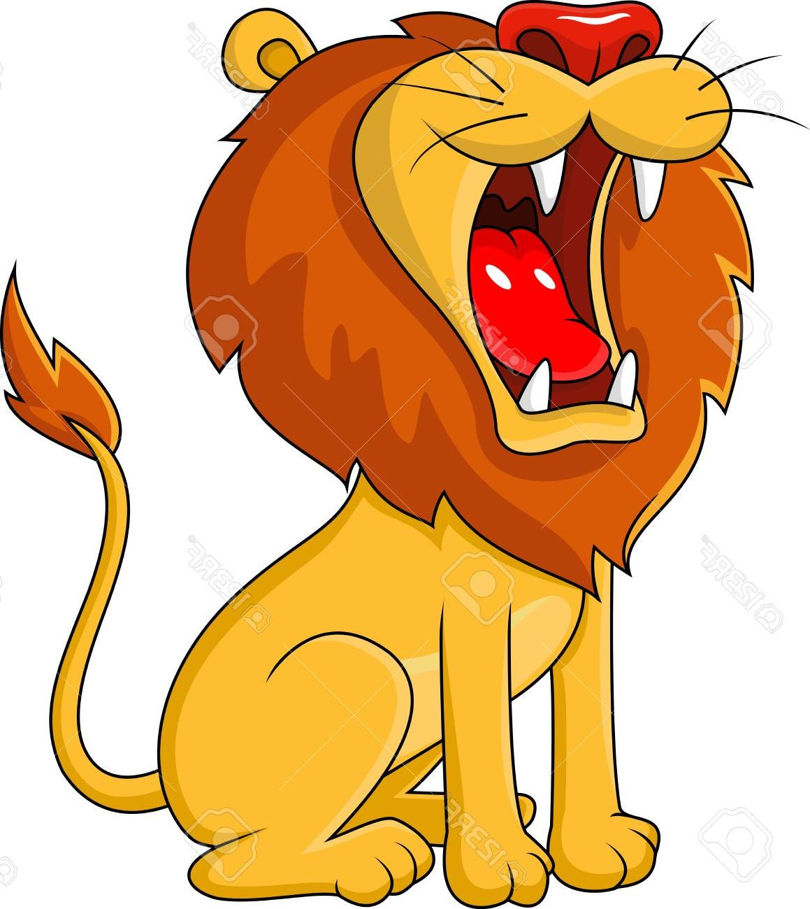 Lion roar clipart 11 » Clipart Station.