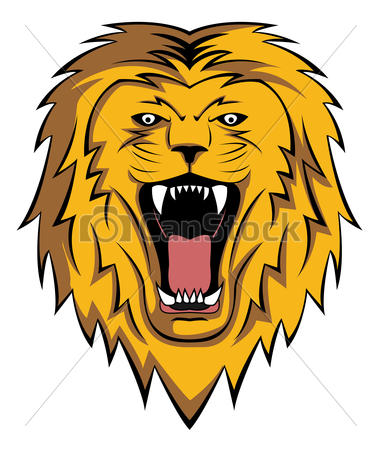 Lion roar Vector Clipart Illustrations. 1,160 Lion roar clip art.
