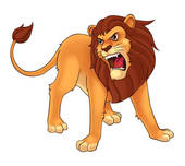 Roar Illustrations and Clip Art. 1,848 roar royalty free.