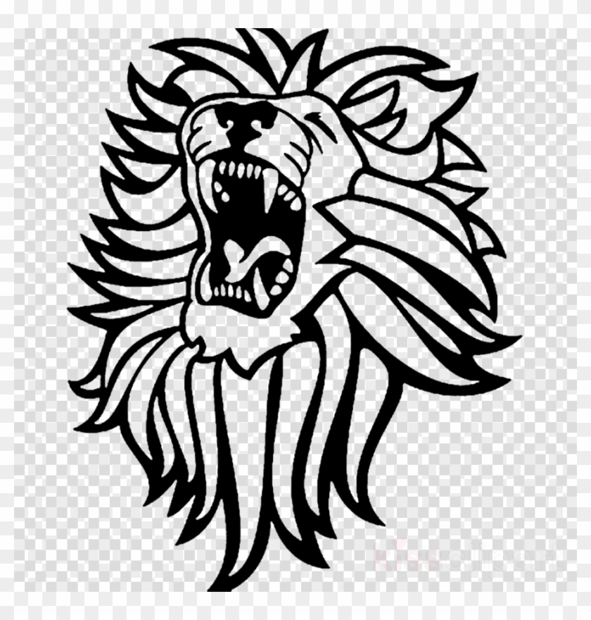 Roaring Lion Clipart Lion Roar Clip Art.