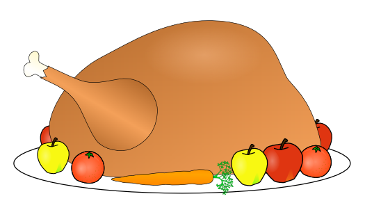 Turkey Dinner Clip Art & Turkey Dinner Clip Art Clip Art Images.