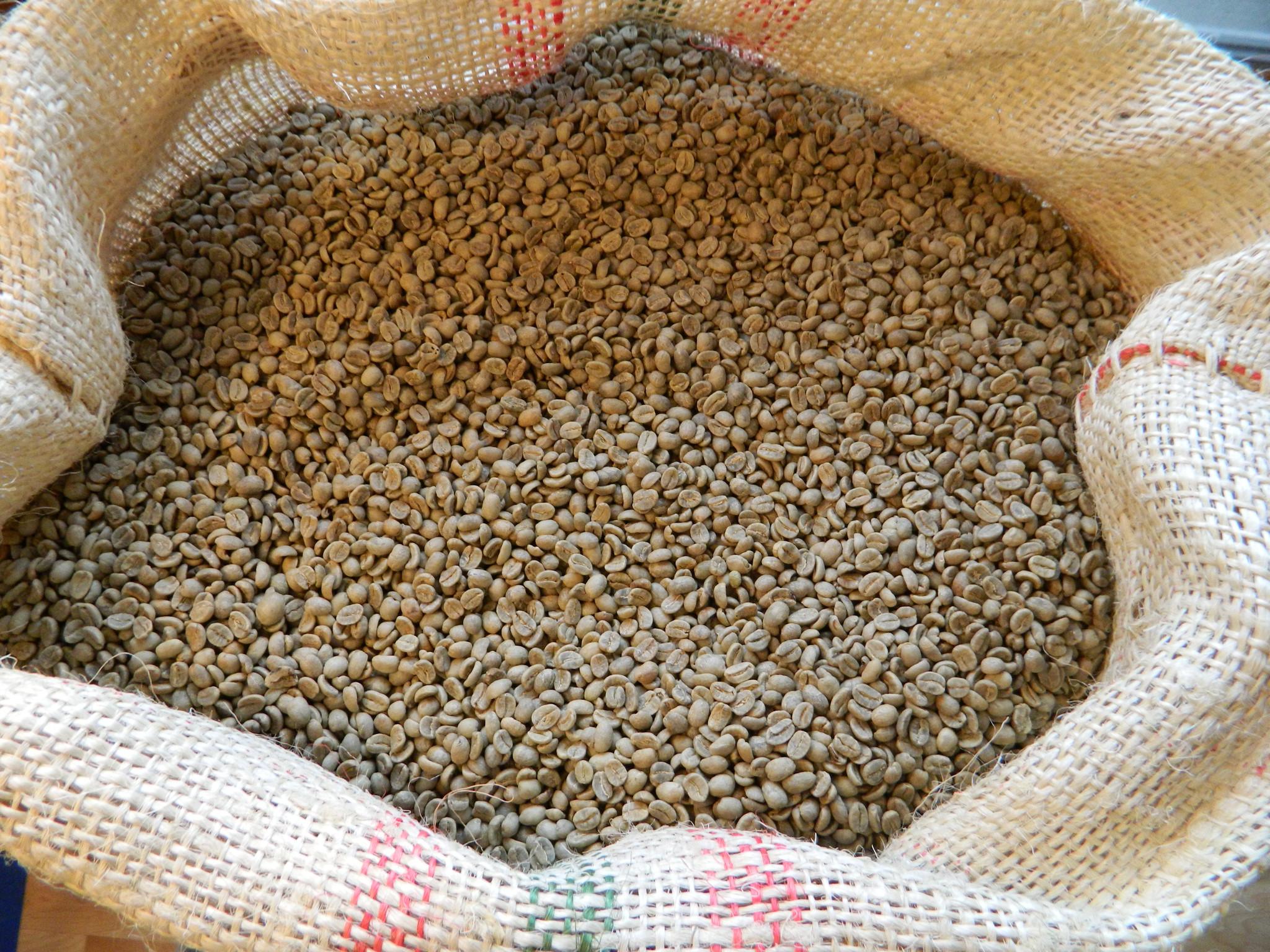Colombia Sevilla Supremo Green Coffee Beans sc 17/18 EP.