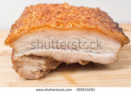 Pork Belly Stock Photos, Royalty.