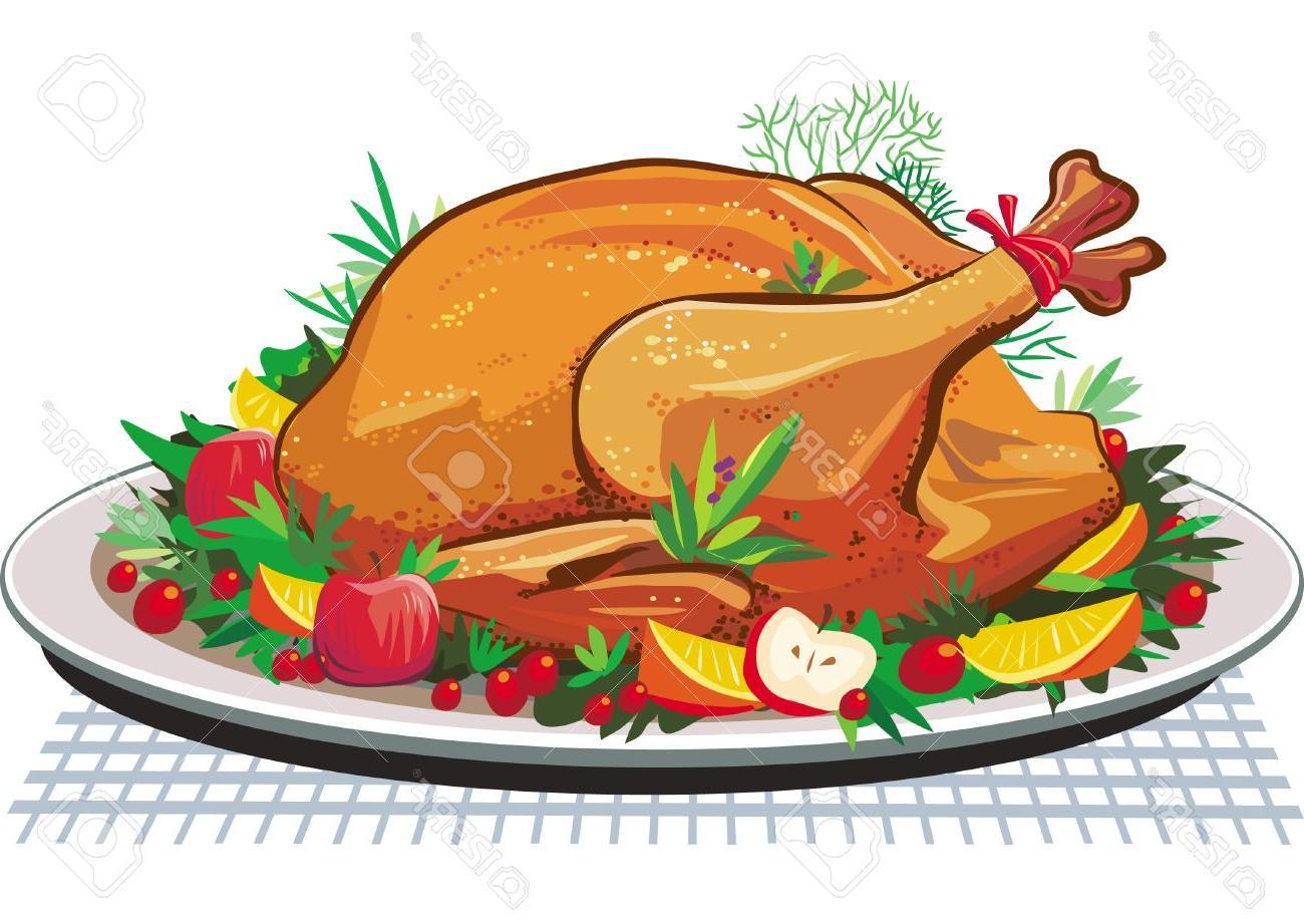 Roast turkey clipart 6 » Clipart Station.