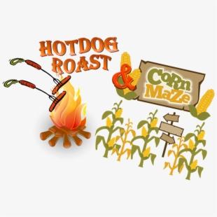 Youth Hotdog Roast & Stickley Farm Corn Maze Image.