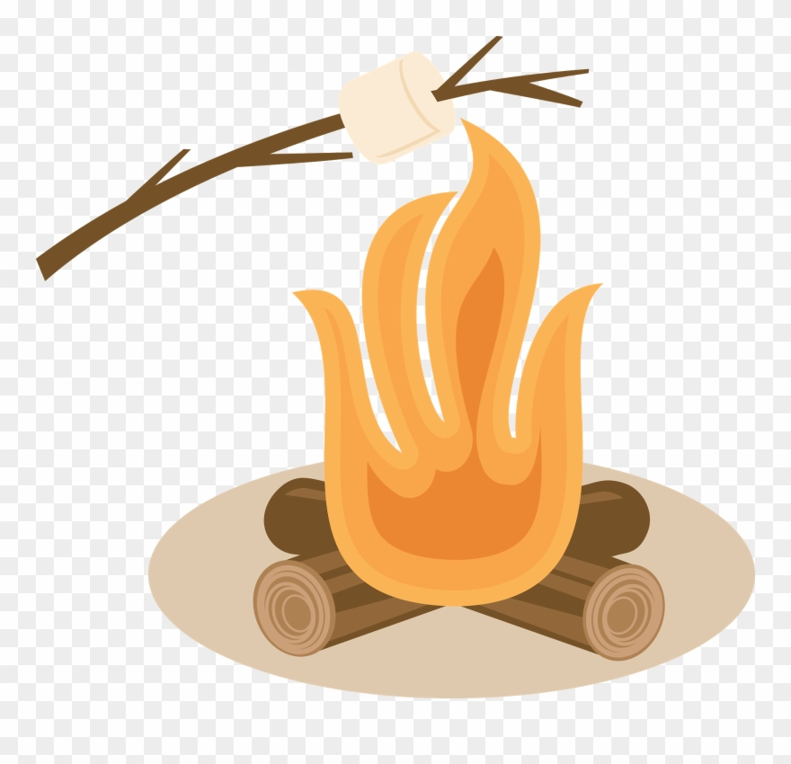 Jpg S More Toast Clip Art Bonfire Smore.