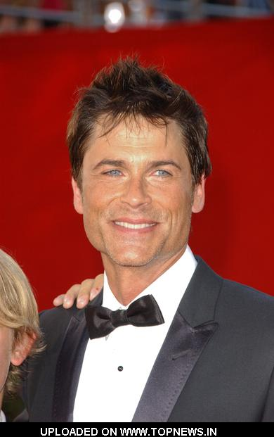 Rob lowe clipart.