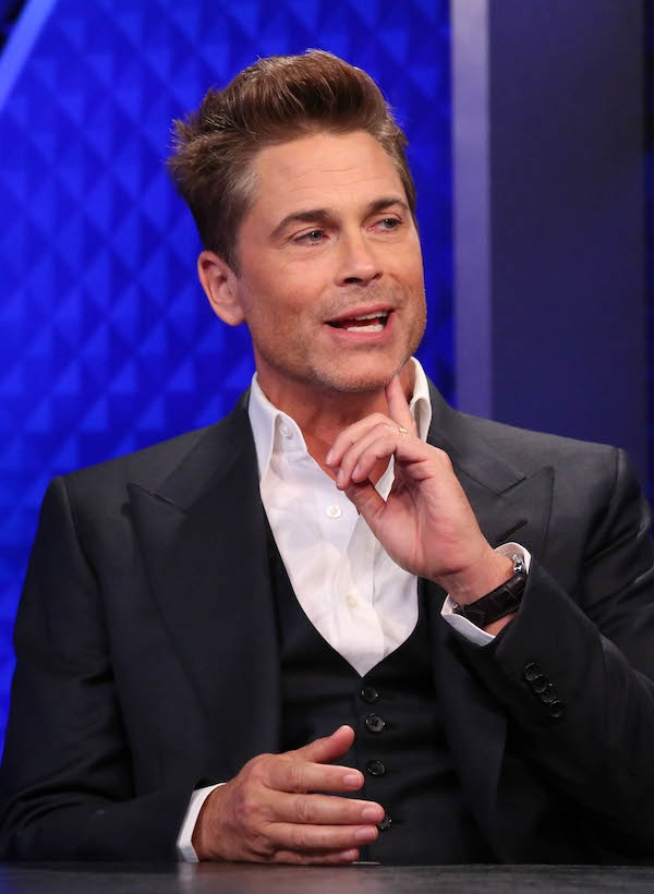 Charlie Sheen And Rob Lowe images.