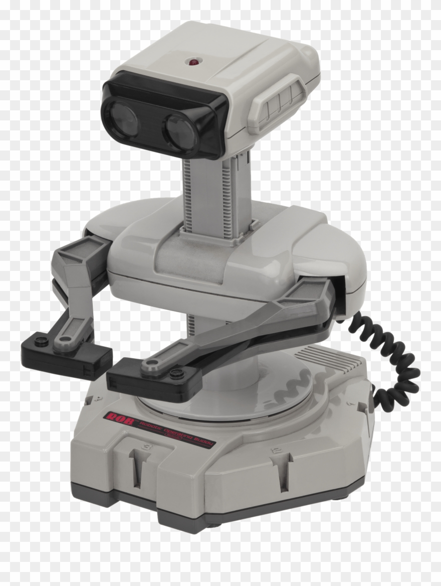Rob The Robot Png Clipart (#2675878).
