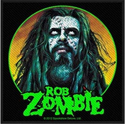Rob Zombie.