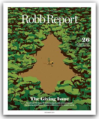Robb Report.