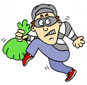 Robber clip art free clipart images.
