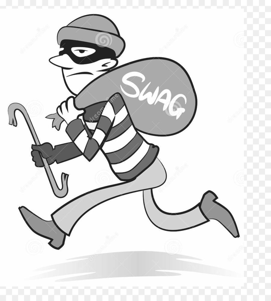 556 Thief free clipart.