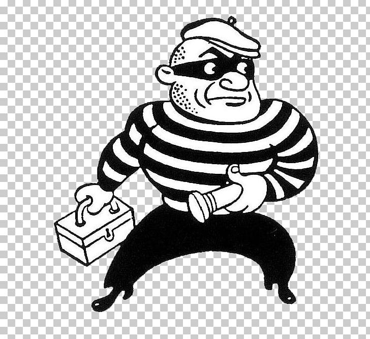 Robbery Theft Burglary PNG, Clipart, Art, Black, Black And.