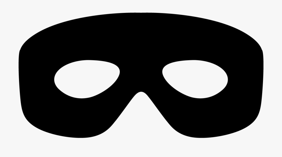 Burglar Mask Png , Transparent Cartoon, Free Cliparts.