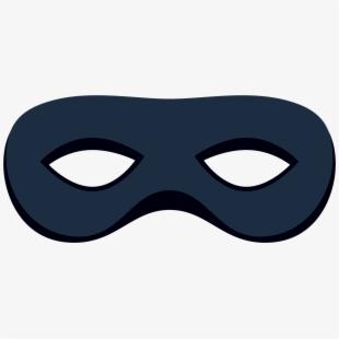 Mask clipart burglar, Mask burglar Transparent FREE for.
