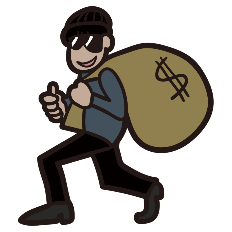 Download Free png Thief, robber PNG, Download PNG image with.