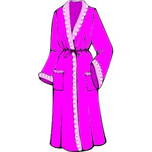 Robe Clipart.