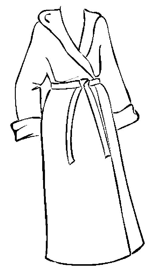 60+ Robe Clipart.