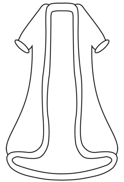 52+ Robe Clipart.