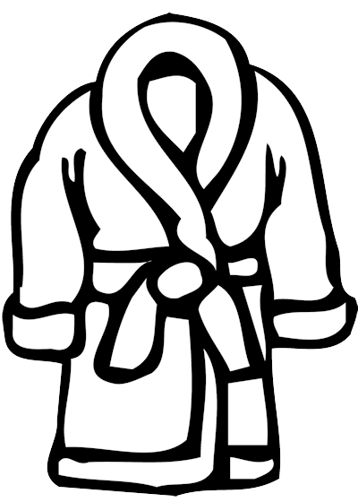 Robe clipart clipart images gallery for free download.