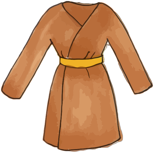 robe.