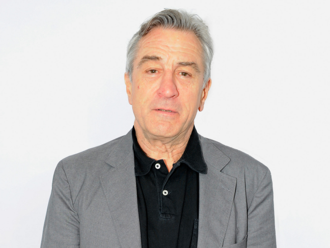 Robert De Niro: Vote for Hillary Clinton \'to prevent Tuesday.