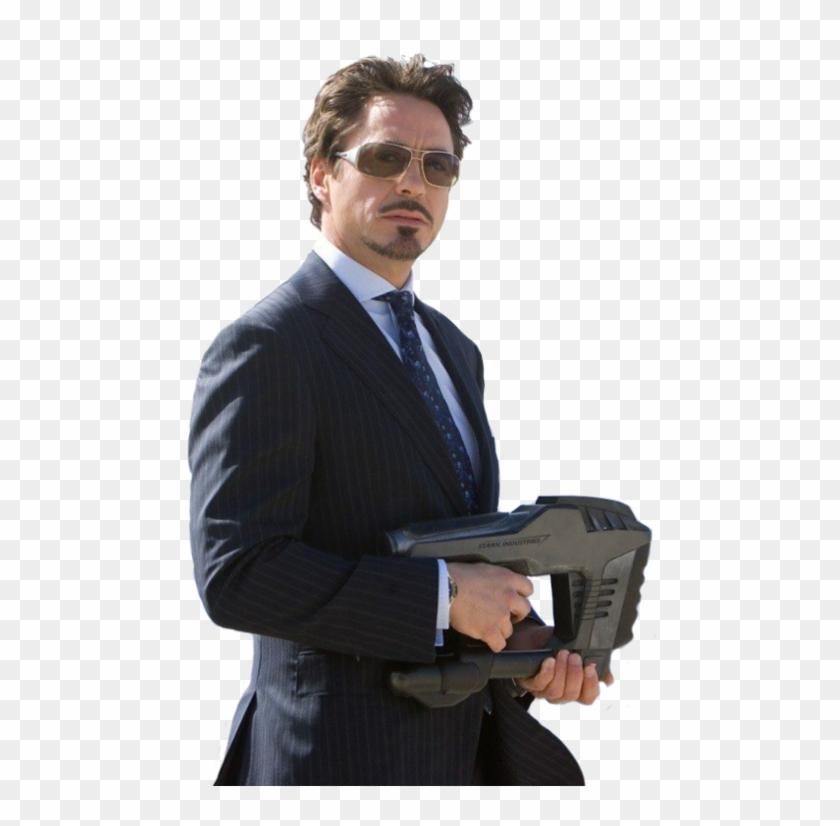 Tony Stark Png.