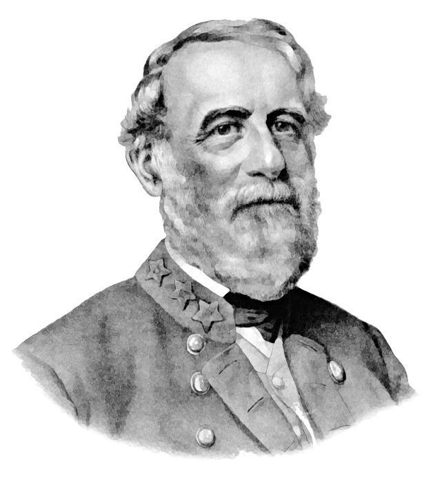 Robert E Lee.