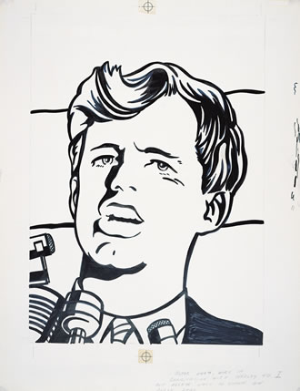 Showing post & media for Robert kennedy cartoon.